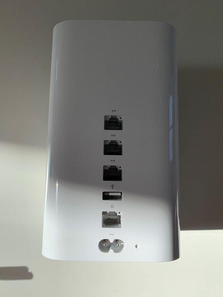 Router, wireless, Apple