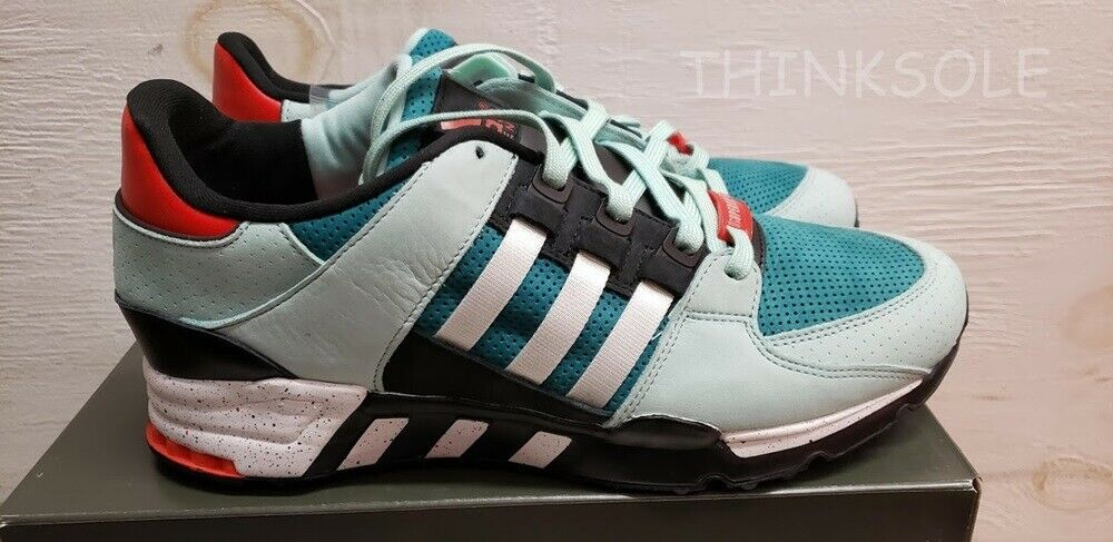 ADIDAS EQUIPMENT RUNNING SUPPORT X BAIT THE BIG APPLE C77364 SIZE 10