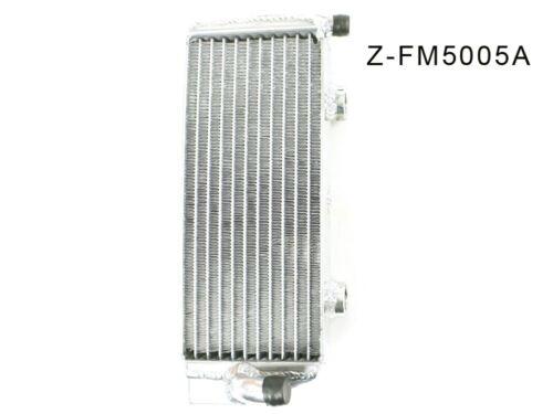 ZAP Wasserkühler links passt an KTM SX 07-15 EXC 08-15 silber