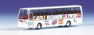 Herpa-h0-1-87-142809-omnibus-Setra-s-215-HD-Forum-cars-francia-blanco-multicolor