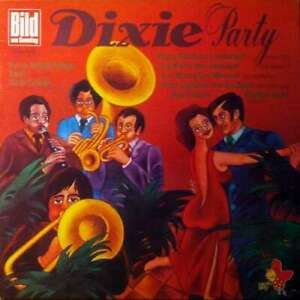 Various-Dixie-Party-LP-Comp-Vinyl-Schallplatte-92242