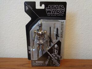 Star-Wars-Black-Series-Archive-6-034-IG-88-Action-Figure-Wave-1