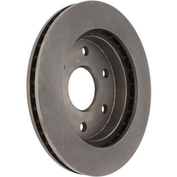 Disc Brake Rotor-C-TEK Standard Front Centric 121.66040