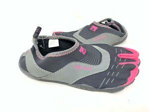 NEW-Body-Glove-Women-039-s-Comfort-Water-Shoes-Hot-Pink-Gray-167G-tz