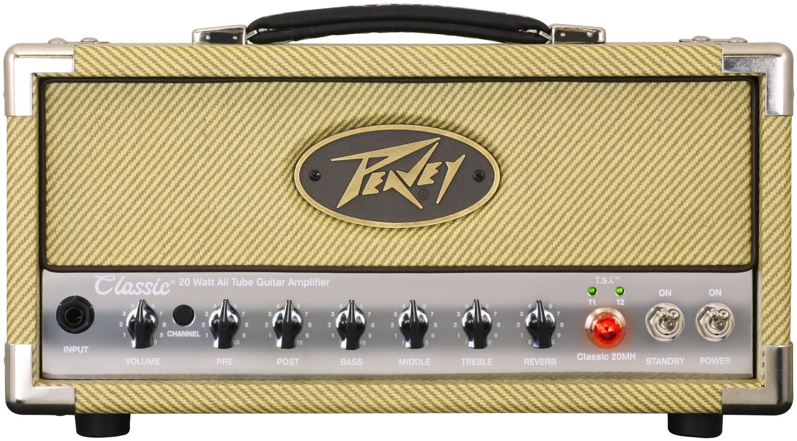 outlet PEAVEY CLASSIC 20 20 20 Mini Head-Tweed  vendita scontata