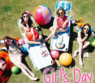 GIRL'S DAY SUMMER PARTY POSTER - POSTER ONLY  GIRLS DAY