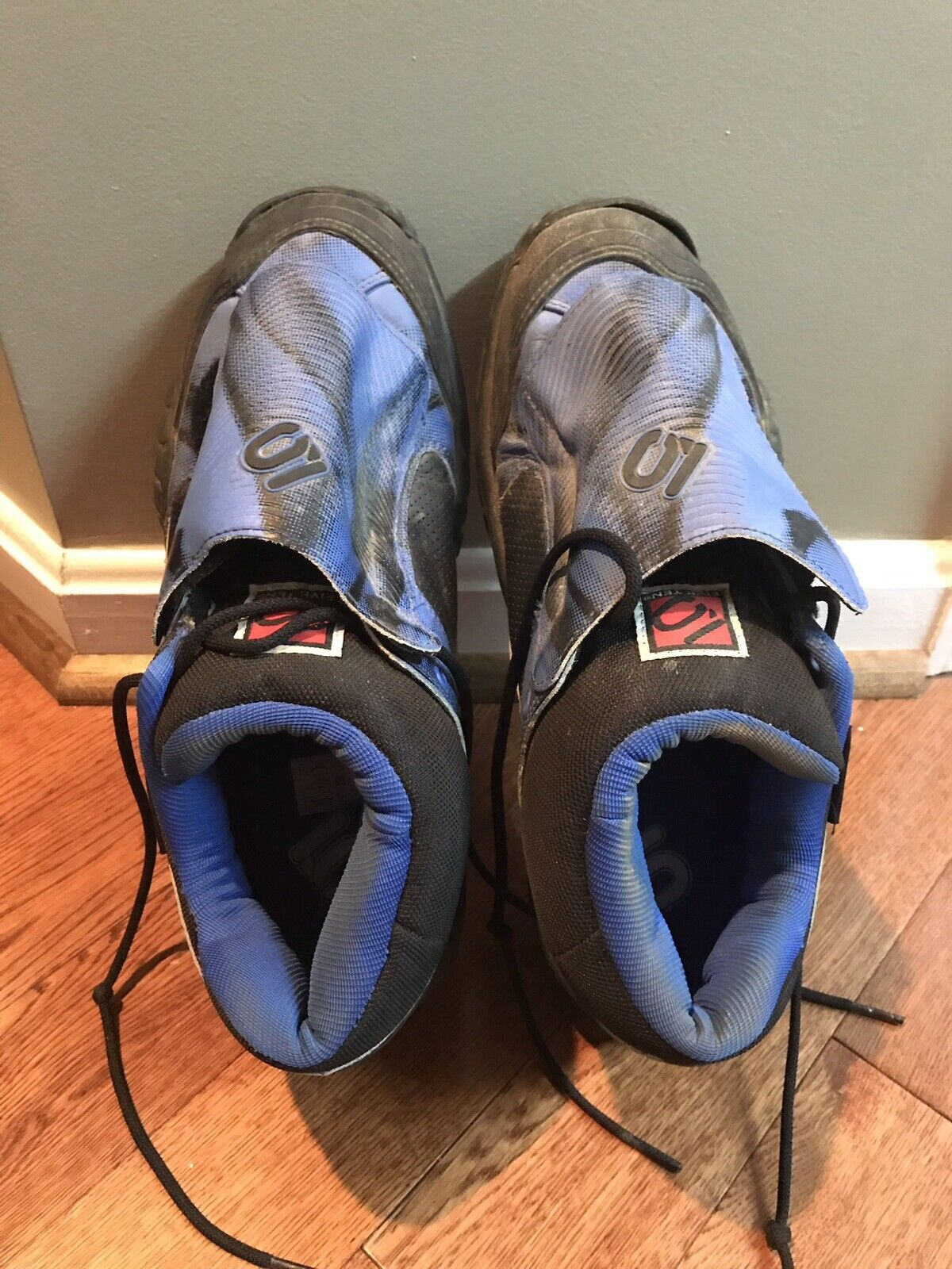 Five Ten 5 10 Karver Downhill Bike shoes Men Us 11.5 Freeride