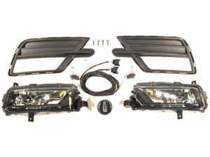 Luz-de-niebla-Reequipamiento-Set-Kit-Set-Completo-VW-Caddy-4-linea-de-tendencia