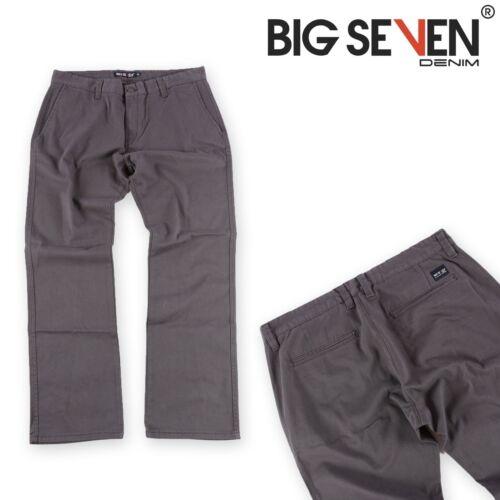 Farben Übergröße XXL W36-W52  B2B BIG SEVEN Chino Evan Jeans Hose in 8 Sommer