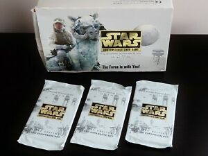 REFLECTIONS II BOOSTER PACK star wars ccg swccg Factory Sealed