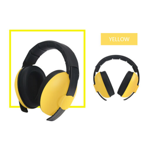 Kids Child Baby Ear Muff Defenders Noise Resistance Earmuff Protection Sleep Aid