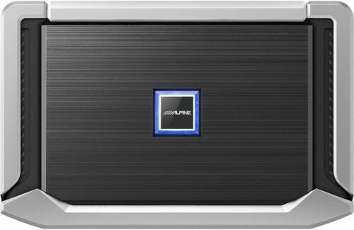 ALPINE 900W X-Series Class-D Monoblock 2 Ohm Stable Car AmplifierX-A90M