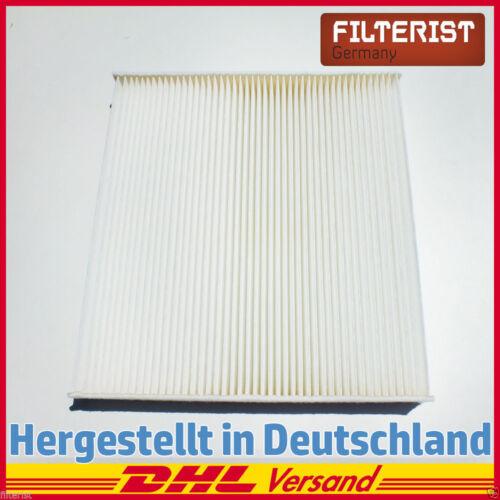 Filteristen PIRF-504-DE Innenraumfilter passt für BMW Z4 Roadster E89