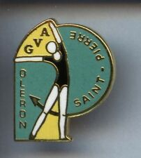RARE PINS PIN'S .. SPORT GYM GRS GYMNASTIQUE / ILE OLERON 17  ¤1C