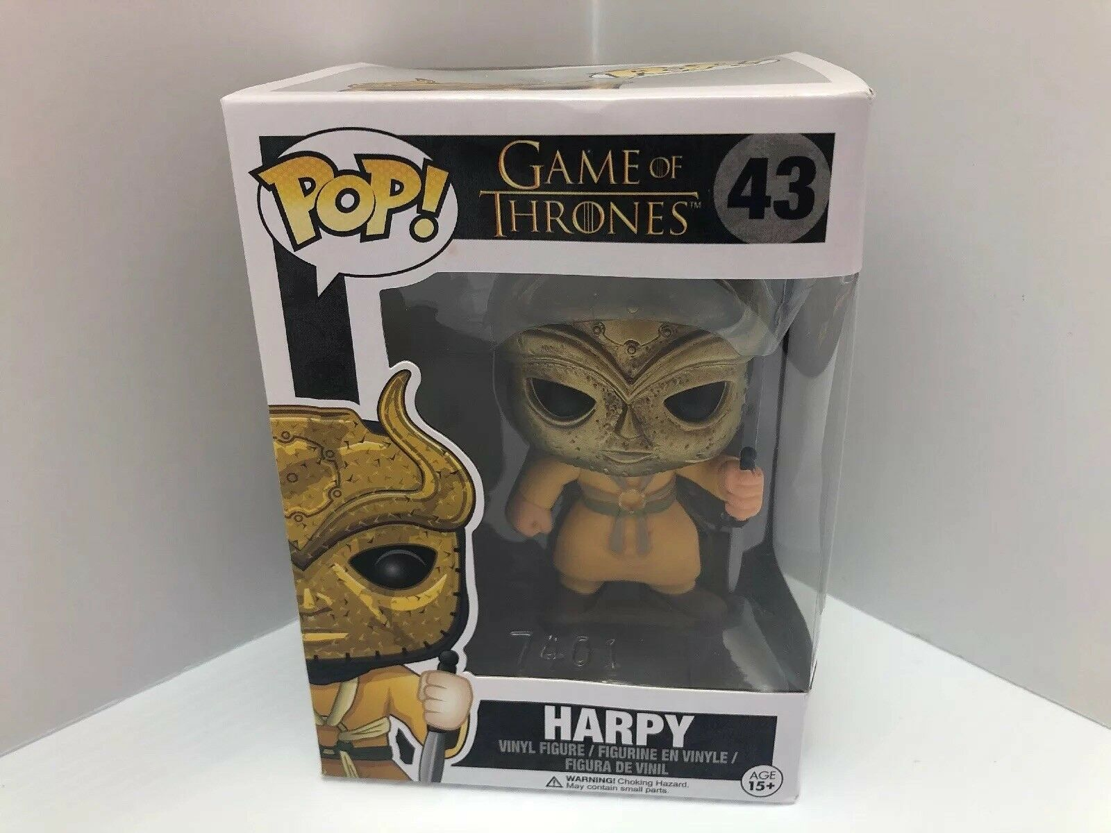 Funko POP Game of Thrones Harpy Action Figure New Open Box