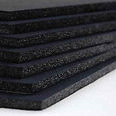 FOAMBOARD Foam Core Board BLACK 5mm A2-10 sheets