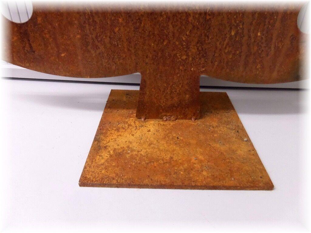 Edelrost Dekotanne Tannenbaum 75cm Metall Metall Metall Rostdeko Weihnachten Rost Gartendeko 074f45
