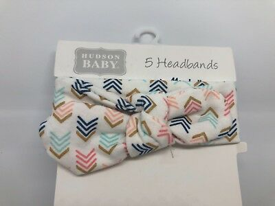 Hudson 3 Baby Headbands Elegant And Sturdy Package Hair Accessories