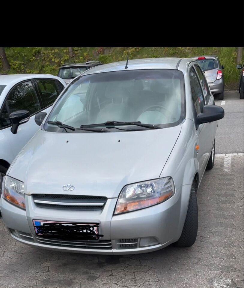 Daewoo Kalos, 1,4 16V SX, Benzin
