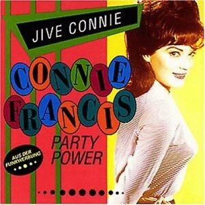 Connie-Francis-Jive-Conny-Party-power-compilation-17-tracks-1960-67-92-CD