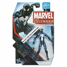 Marvel Universe-BLACK COSTUME SPIDERMAN
