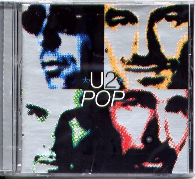- CD - U2 - POP