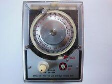 SANGAMO MODEL S600 2 11 SOLAR TIME CLOCK
