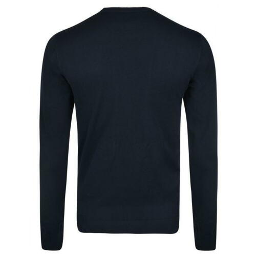 the cheapest the best good looking pour hommes Pull cou Armani en ras du maille marine Jeans ...