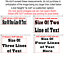 Personalized-Custom-Print-Your-Own-Text-T-Shirt-Customized-Tee thumbnail 2