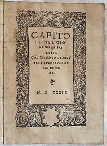 DA-SAN-CHIRICO-CAPITOLO-DEL-GIOCO-DELLA-PRIMIERA-CARTE-DA-GIOCO-1534-RISTAMPA
