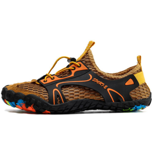 Casuals Shoes Men Sneaker Hiking Trail Sport Mesh Athletic Breathable Fashion Sz
