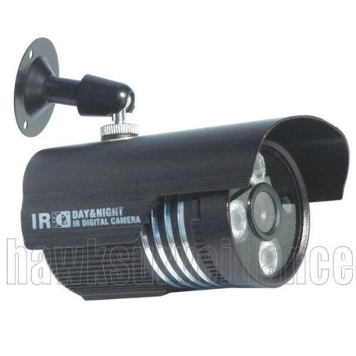 SC-3H232 1//3 Sony CCD 3 Array LED IRx1.3F up to 95FT 3.6mm 480TVL BNC Camera