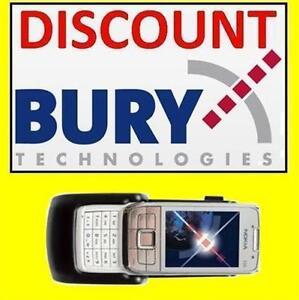 Bury-Cradle-Nokia-E66-THB-System-8-Take-amp-Talk-Car-Kit-Holder-New