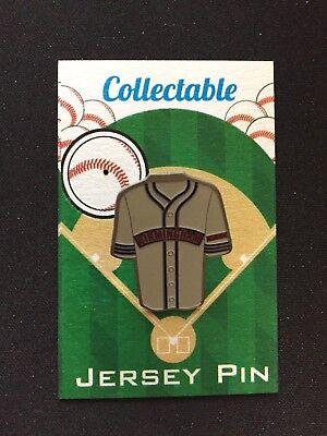 Konstruktiv Willie Mays Revers Pin-birmingham Baron's Negro League-classic Sammelobjekt Baseball & Softball
