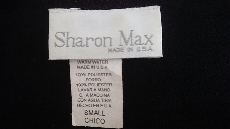 Festkjole, Sharon Max , str. S