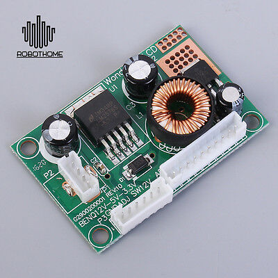 DC/DC Buck Converter Step Down Module LCD Power Supply Board Stable 12V To 5V/3V