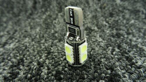 LEXUS CAR LIGHT BULBS LED ERROR FREE CANBUS 9 SMD XENON