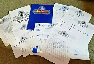 1983-Pabst-BLUE-RIBBON-Beer-advertising-agency-promotional-packet-ANYTHING-GOES