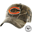 47-Brand-Chicago-Bears-Camo-Realtree-Hunting-Football-Hat-Cap-Adjustable thumbnail 1