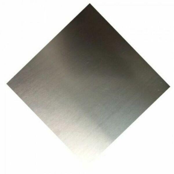 250x50x15mm ALUMINUM 6061 Flat Bar Flat Plate Sheet 15mm Thick Cut Mill Stock T6