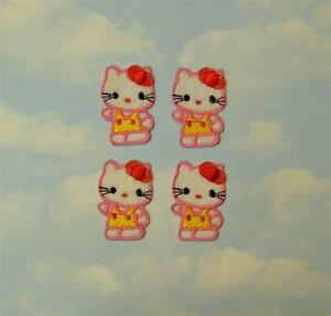 4-Iron-On-Embroidered-Hello-Kitty-Applique-Patch-IR3