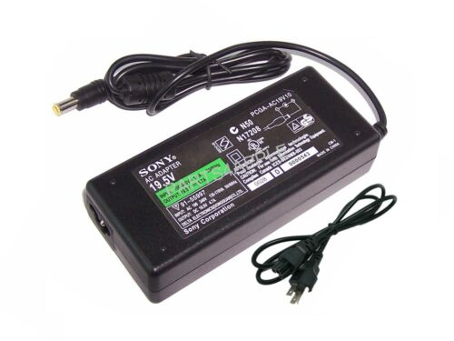 New Genuine Power Adapter Sony VGP-AC19V25 VGP-AC19V26 VGP-AC19V32 VGP-AC19V31