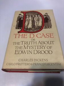 Charles-Dickens-The-D-Case-or-the-Truth-About-the-Mystery-of-Edwin-Drood-1st-Ed