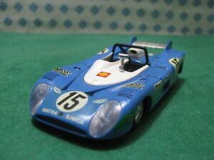 Vintage-MATRA-SIMCA-MS-670-Le-Mans-1-43-Solido-N-13-condicion-de-menta