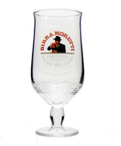 Beer Glasses Birra Moretti Stem Pint Glass
