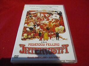DVD-NEUF-034-INTERVISTA-034-Marcello-MASTROIANNI-Anita-EKBERG-Federico-FELLINI