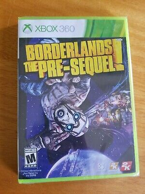 Pre Owned Factory >> Borderlands The Pre Sequel Xbox 360 Pre Owned Factory