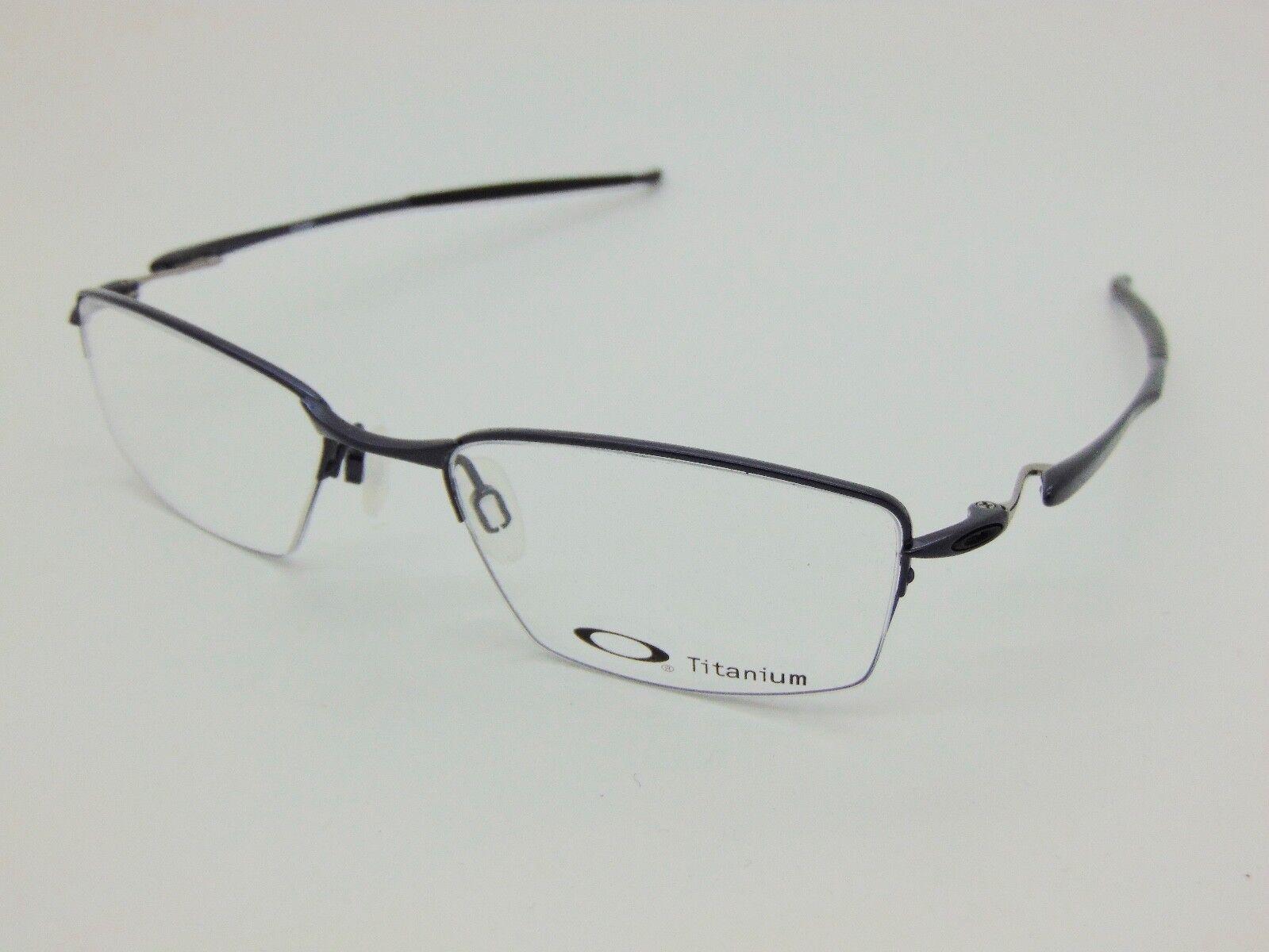 a20369ebd8 Oakley 0ox5113 Lizard Semi Rim Rectangular Eyeglasses for Unisex ...