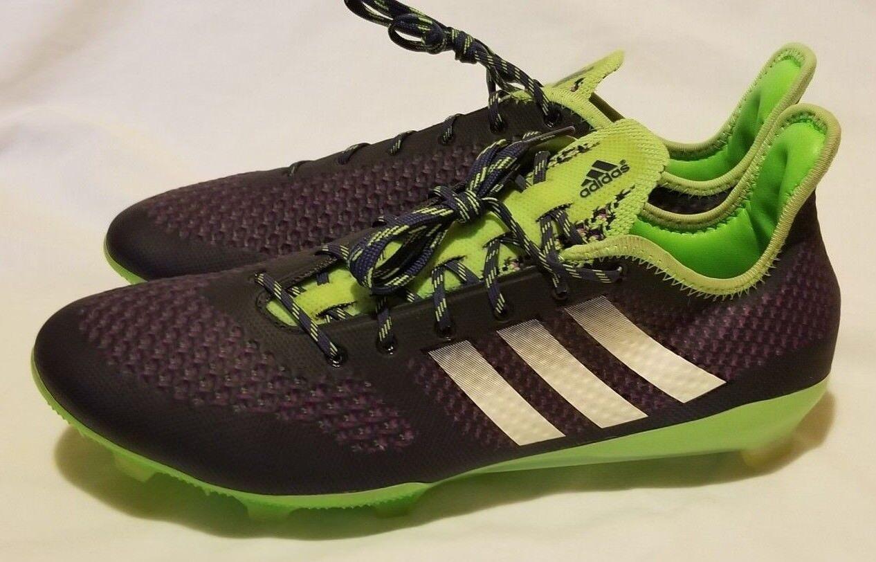 Adidas Primeknit 2.0 Fg Sl Tacchetti da Calcio Scarpe Raro 8 Noi 7.5 U