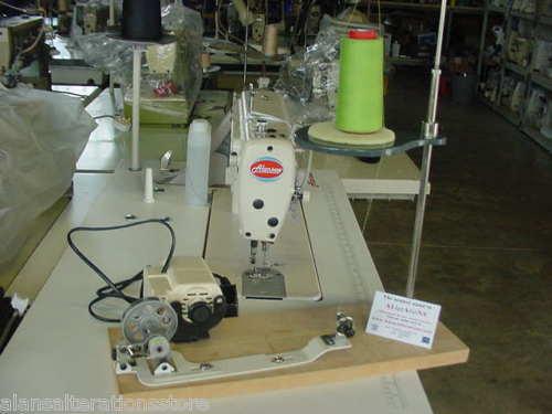 Completamente motorizzato Avvolgitore per la maggior parte delle bobine macchina da cucire